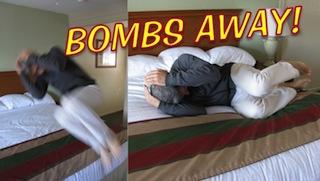 karate bed sheets