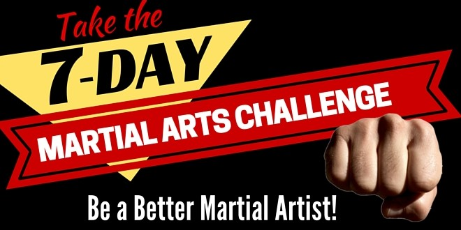 Be a Better Martial Artist!