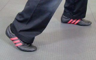 Foot Position for Punch Power