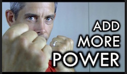 How to Punch with Power